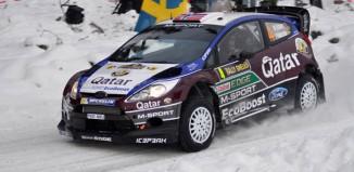 Rally Sweden skriver på avtal fram till 2016
