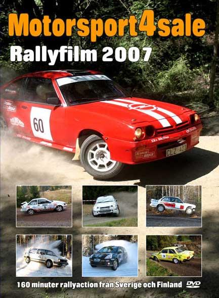 Motorsport4sale Rallyfilm 2007