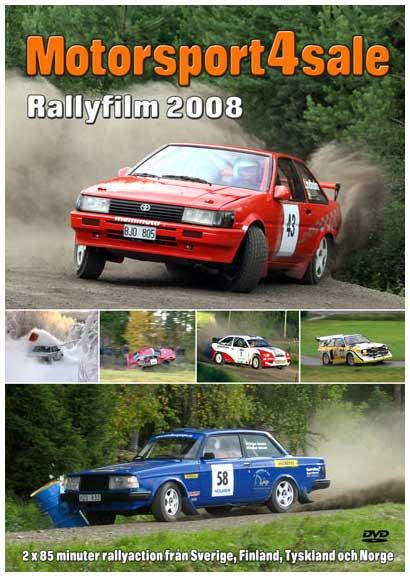Motorsport4sale Rallyfilm 2008