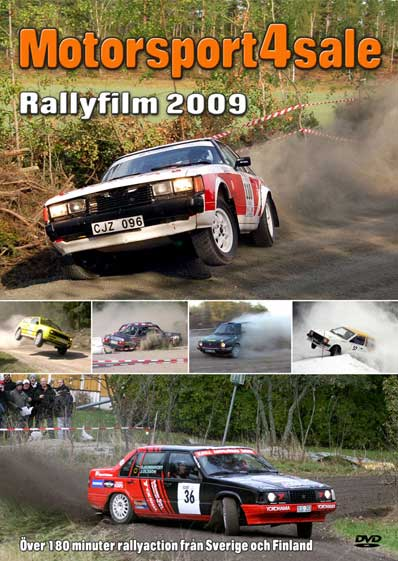 Motorsport4sale Rallyfilm 2009