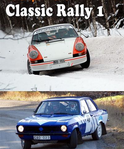 Motorsport4sale Classic Rally 1 DVD