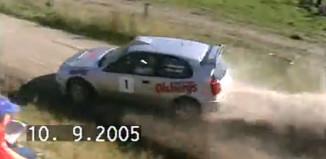 Kolsva MS inleder grussäsongen i Rally-SM