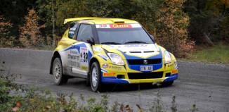 Holmberg Motorsport varvar upp inför SM i Kolsva