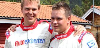 PG kör Skoda Fabia Supercar i SM-finalen på Sollvalla