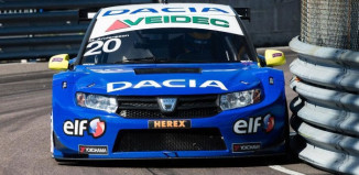 Dacia Dealer Team klara för STCC 2015