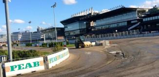 Från travbana till racerbana – STCC kommer till Solvalla