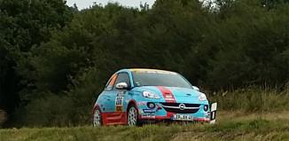 Emil Bergkvist redo för Ostsee Rally med ny codriver