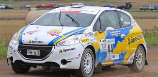 Mattias Adielsson vill upprepa segern i Rally-SM