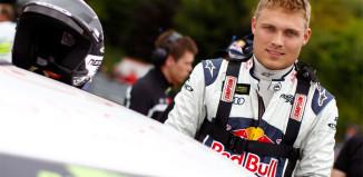 Tidemand laddad inför World RX of France