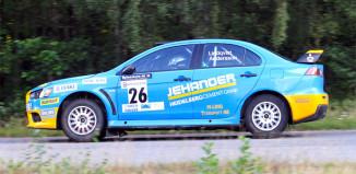 Lindqvist ska försvara segern i East Sweden Rally