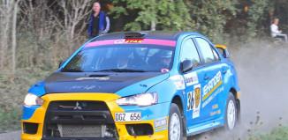 Pallplats för Mikael Lindqvist i East Sweden Rally