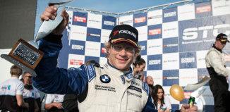 STCC-silver till Fredrik Larsson och WestCoast Racing