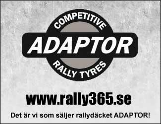 ADAPTOR rallydäck