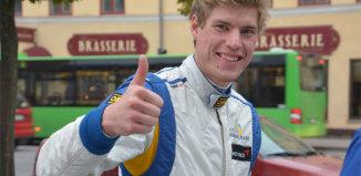 Mattias Adielsson försvarade SM-guldet