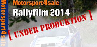 Motorsport4sale Rallyfilm 2014 firar 10 år