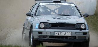 Koll på 2wd inför finalen i Sydsvenska Rallycupen