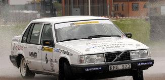 Pär Nordahl dubbel Volvo-mästare