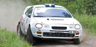 Bildannons: 141009 Toyota Celica GT4 ST205
