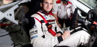 Porsche Carrera Cup-mästaren Oscar Palm satsar på 2015