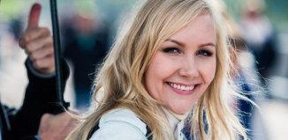 Emma Kimiläinen klar för STCC 2015