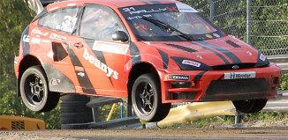 RallyX-kväll i Strängnäs den 11 juni