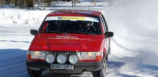 Finnskogsvalsen erbjuder både rallyradio och fina vägar