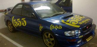 Subaru Impreza WRX Special Edition 1999