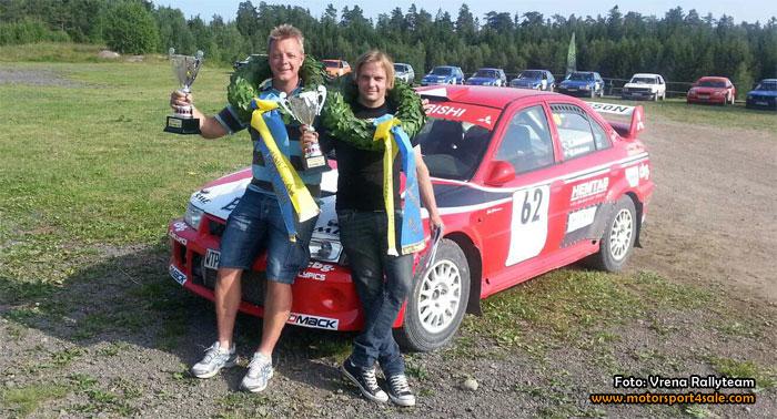 Mathias Gårdman byter till Ford