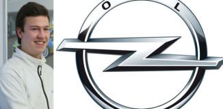 Emil Bergkvist skrivit på som fabriksförare för Opel Motorsport