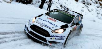 WRC efter första deltävlingen - Rally Monte Carlo