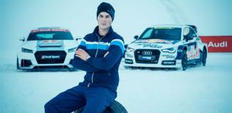 Anton Marklund andra svensken i Audi Sport TT Cup