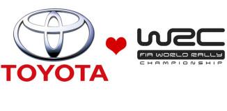 Toyota till i WRC till 2017