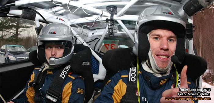 Mattias och Christoffer