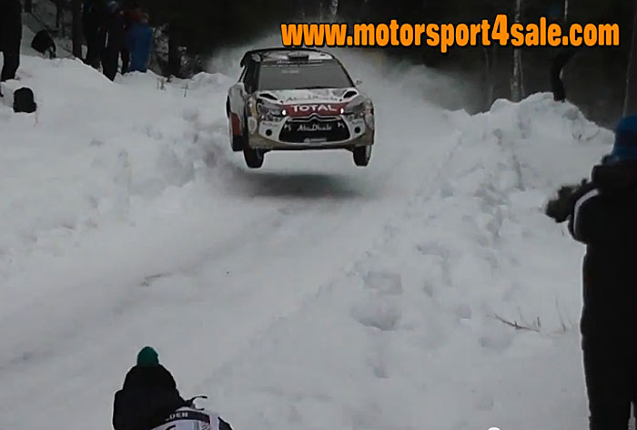 Best of Rally Sweden 2015