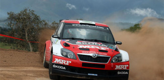 13 sträcksegrar för Pontus och Emil i Rally New Caledonia
