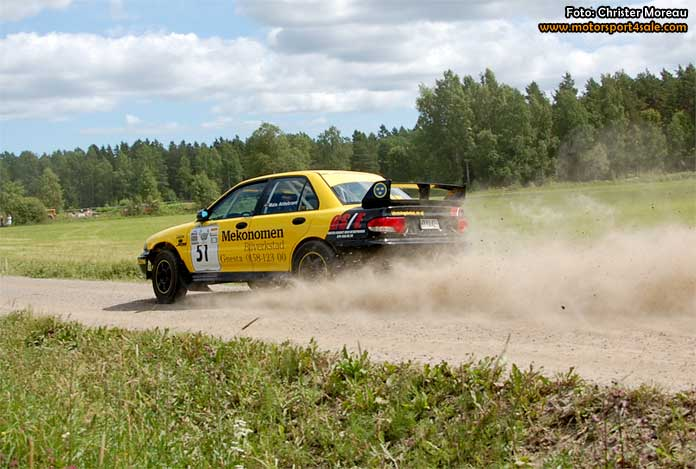 Rally i Sörmland