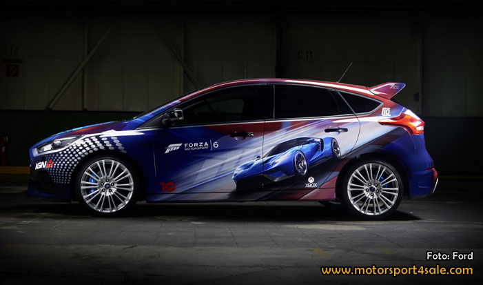Forza Ford Focus RS