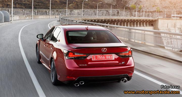 Nya Lexus GS F