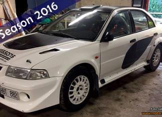 Jakobsson gör rally-comeback i en Mitsubishi