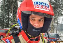 Peter Hedström om segern i Midvintersprinten