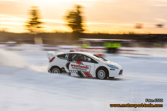 RallyX On Ice på tre veckors turné