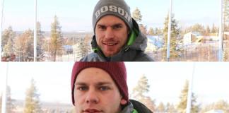 Mattias och Andreas körde hem JSM Otrimmat i Östersund