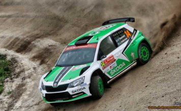 Pontus Tidemand om WRC2-segern i Portugal
