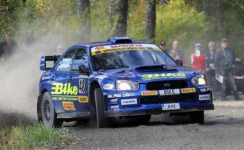 Bildannons: Subaru S10 WRC