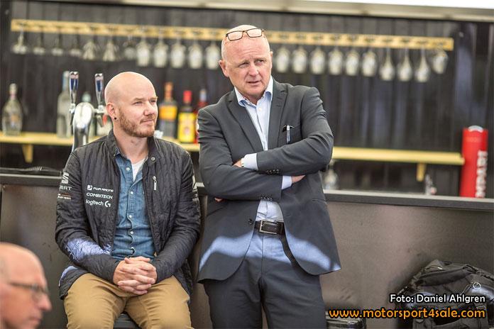 Daniel Haglöf PWR Per Brinkenberg SEAT Sverige