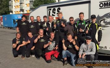 Pontus Tidemand vinnare av litauiska Rally Zemaitija