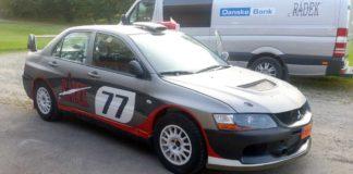 Pelle Wilén gör 4WD-debut i Rally Uppsala
