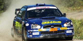 Säljes: Subaru WRC S10
