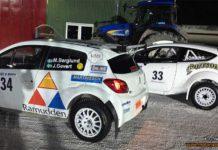Kalndern för Rally-SM 2018