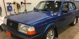 Rallybil säljes: Volvo 244 Appendix-k –81